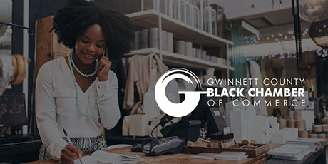 Gwinnett County Black Chamber of Commerce Virtual Monthly tickets