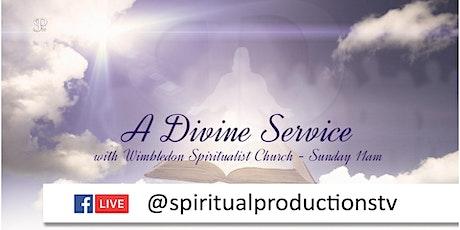 Divine Service tickets