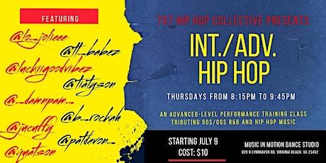 757 Hip Hop Collective Presents Int./Adv. Hip Hop  tickets