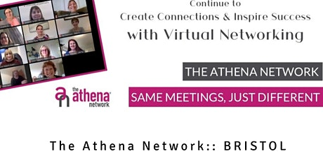 The Athena Network:: BRISTOL EXCHANGE :: Networking Meeting tickets