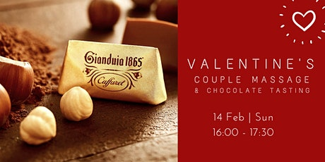 Valentine's Couple Massage & Chocolate Workshop tickets