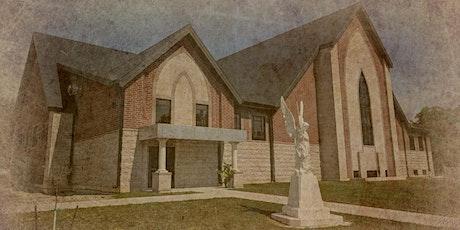 Leamington - Sunday Mass (6:30pm) tickets