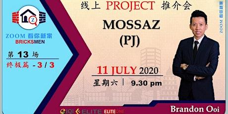 【zoom看你新家】- 线上Project 推介会 13 tickets