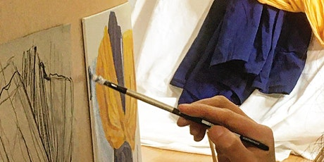 Learn to paint! I Lernen zu malen! Monthly ticket. / Monatskarte. tickets
