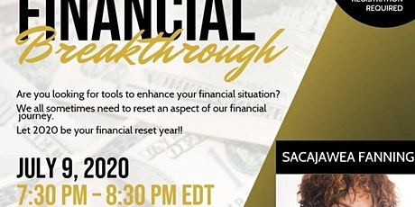 Be Your Own Financial Breakthrough tickets