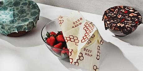 Beeswax Food Wrap tickets