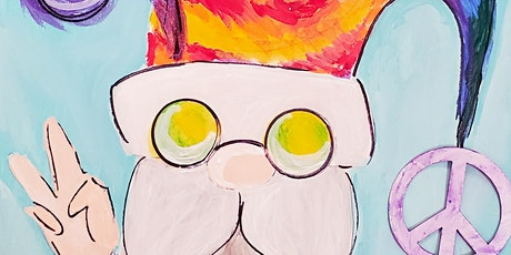 7/26 $22 Old Hippie Gnome  @ Paint Like ME Studio tickets