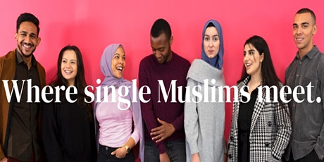 Single Muslim Speed Dating Event tickets
