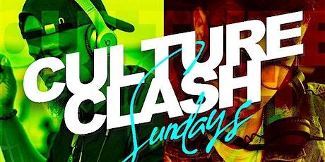 Culture Clash Sundays tickets