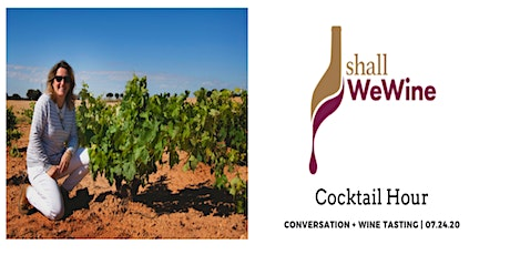 Conversation & Wine Tasting w/Esther of Pinuaga Winery tickets