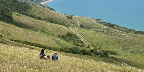 Over the Downs to Friston Aerodrome and Exceat Challenging Walk tickets