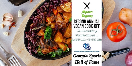 Second Annual Macon Vegans' Vegan Cook-Off tickets