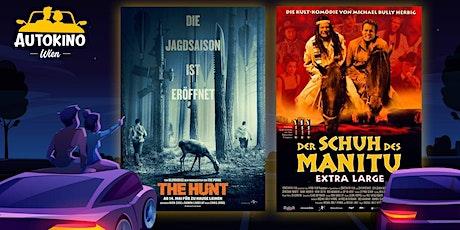 The Hunt & Der Schuh des Manitu - So 12.7. Autokino Wien Tickets