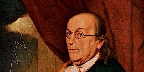 Virtual Talk: Franklin, the Abolitionist tickets