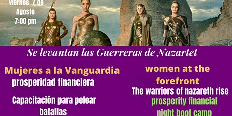 Mujeres a la Vanguardia/Women at the Forefront tickets