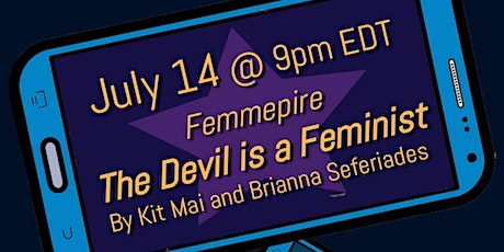 AUC Emerging Artist Series: THE DEVIL IS A FEMINIST tickets