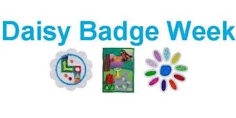 Daisy Virtual Badge Week tickets