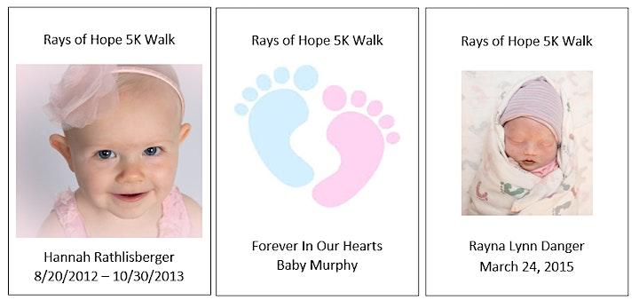 Rays of Hope Walk 2020 image