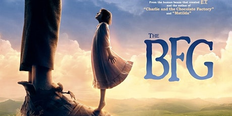 The B F G (2016) - PG tickets