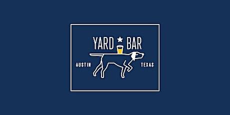 Yard Bar Dog Park - Members ONLY, Week 17 tickets