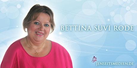 Jenseitskontakt als Privatsitzung mit Bettina-Suvi Rode in Dortmund Tickets