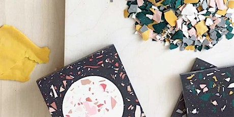 Terrazzo & Jesmonite Coaster Workshop, Altrincham tickets