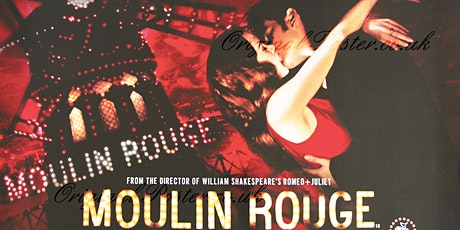 Moulin Rouge (2001)  (12) tickets
