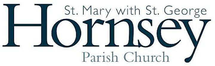 Hornsey Parish Church, Sunday Service, June 20 image