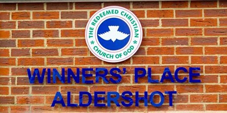 RCCG Winners' Place Sunday Service Pre-Registration tickets