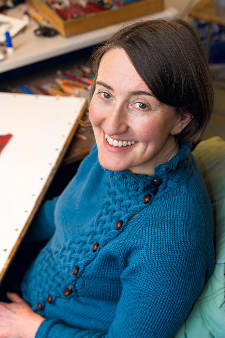 Kate Leiper: How to Draw a Dragon image