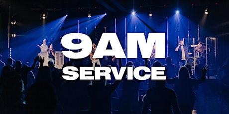 9AM Service - Sunday, July 12th tickets