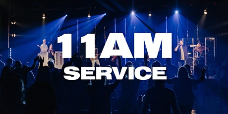 11AM Service - Sunday, July 12th tickets