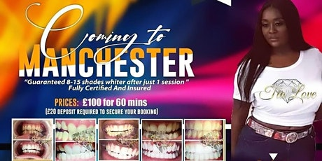 Teeth Whitening By Tia Love tickets