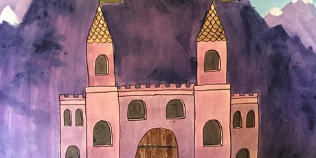 Comfort Castle - expressive art painting tickets