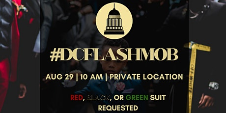 DC FlashMob III tickets