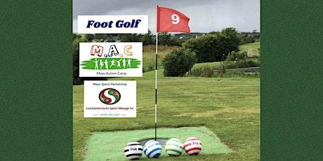 Foot Golf for children on the Autism Spectrum tickets