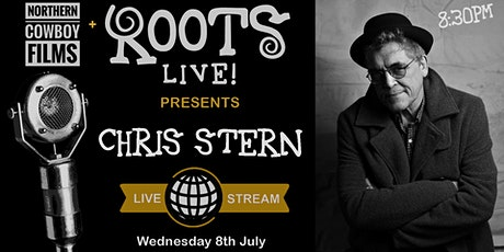 Roots Live Presents // Chris Stern Live at The Carlton Club tickets