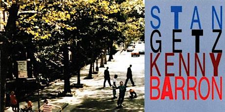 GEOF BRADFIELD & RYAN COHAN perform STAN GETZ & KENNY BARRON'S People Time tickets