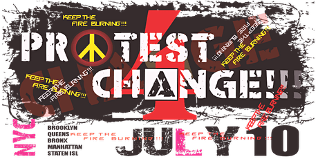 Protest For Change tickets