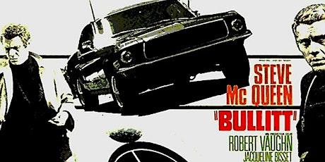 POP UP DRIVE IN | BULLITT (M) | Thurs, 9 July 2020 | 8.30pm tickets