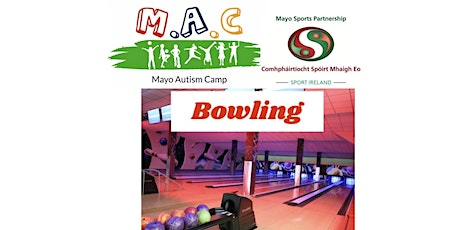 Bowling for children on the Autism Spectrum (4 yrs -12 yrs) tickets