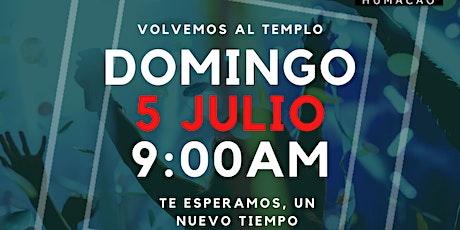 SenderoHumacao en el TEMPLO tickets