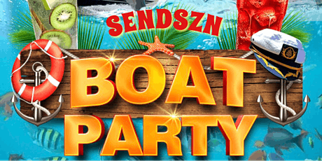 SZN BOAT PARTY tickets