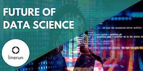 Future of Data Science with Etsy, Levi's & Verizon (Paris) billets