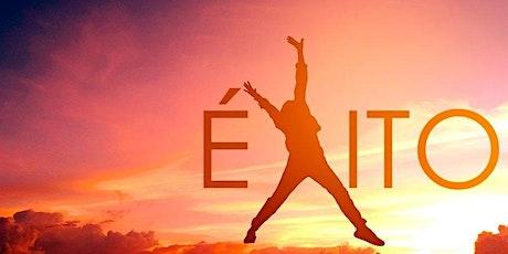 5 pasos para alcanzar el éxito entradas