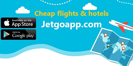 Established Jetgo App Event tickets