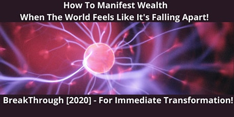 How To Magically Manifest Real Spendable Cash Starting In The Next 24 Hours tickets