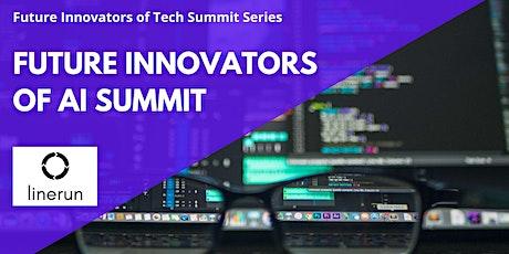 Future Innovators of AI Summit tickets