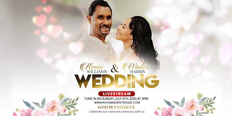 Kevin Williams And Winter Harris Wedding tickets