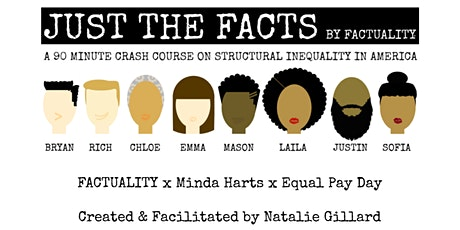FACTUALITY x Minda Harts x Equal Pay Day tickets